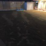 保育園グラウンド補修・排水設備設置工(堺市)
