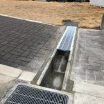 【公共工事】排水工事が竣工しました。