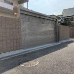 【個人様】外構一式改修工事(駐車場2台分)